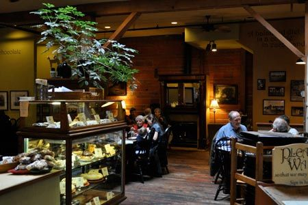The Mount Vernon Calico Cupboard Mount Vernon Cafe Bakery
