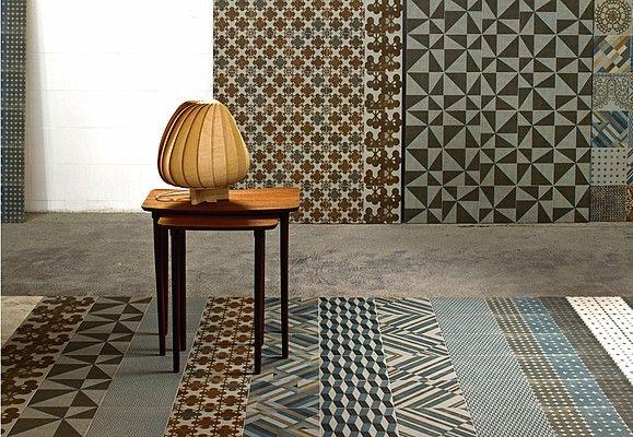 Mutina Ceramiche \ Design Azulej Azulej-Mutina-5 , Küche - wohnzimmer kuche design