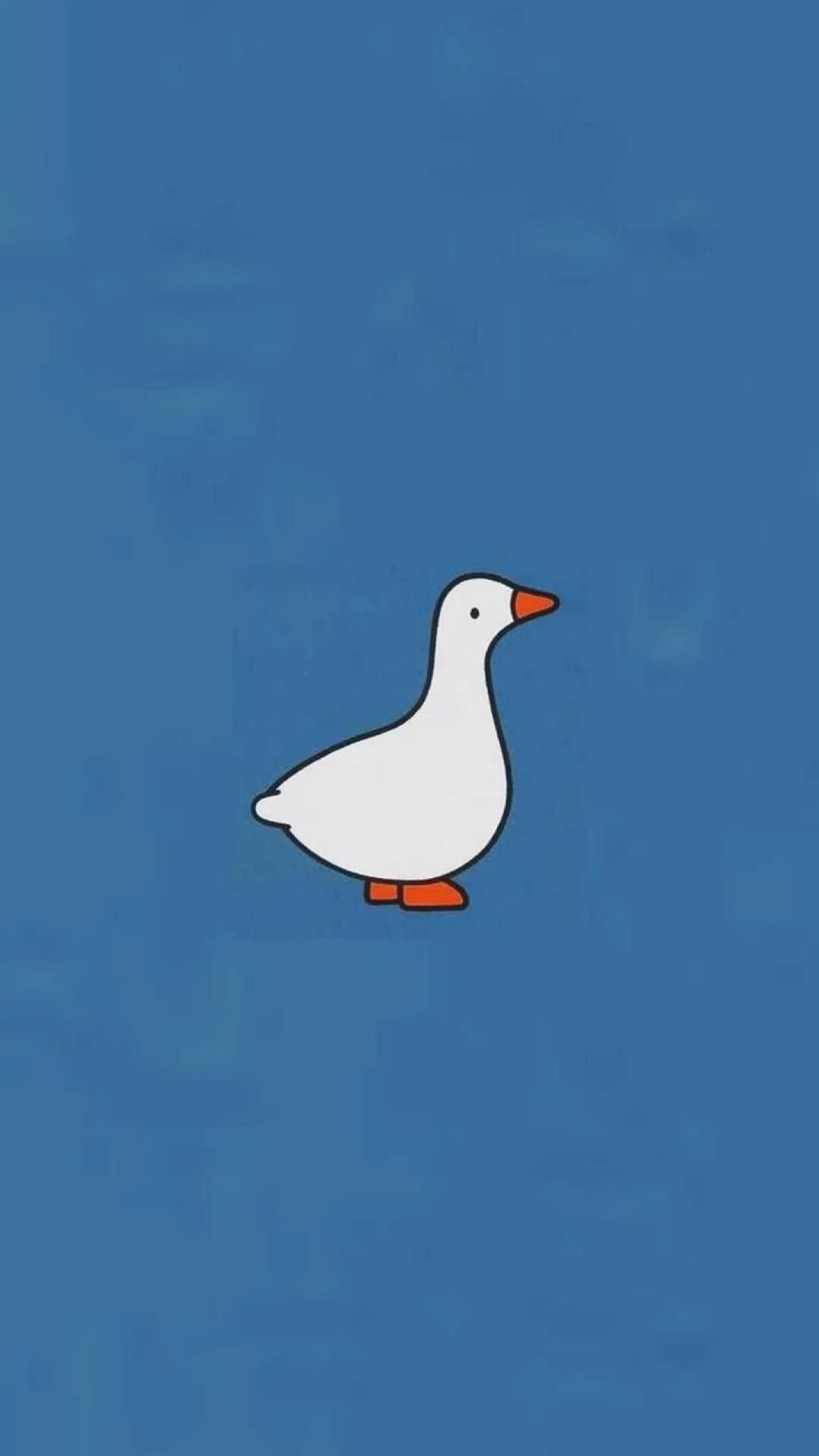 Fashion goose