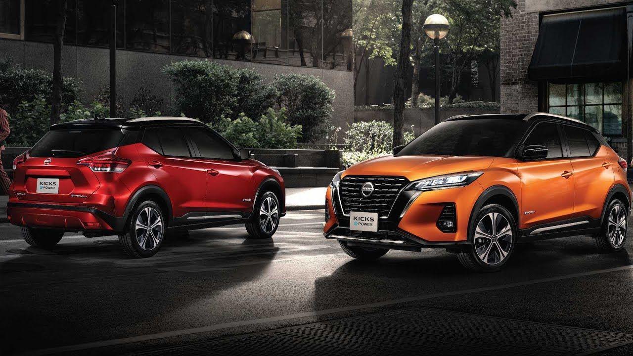 2021 All New Nissan Kicks in 2020 Nissan, New nissan