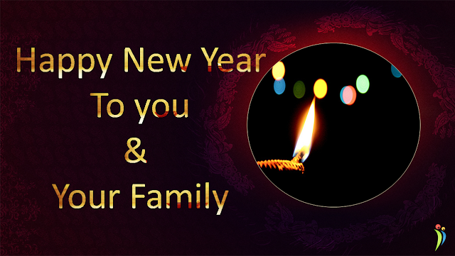 happy diwali and happy new year wishes wallpaper for family diwali 2015
