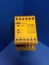 Pilz 774310 Pnoz X3 3s 1o 24vac Vdc Safety Relay Mm0715 1