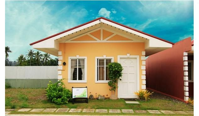 Low Cost Housing Garden Bloom Villas Lily 1 Storey House
