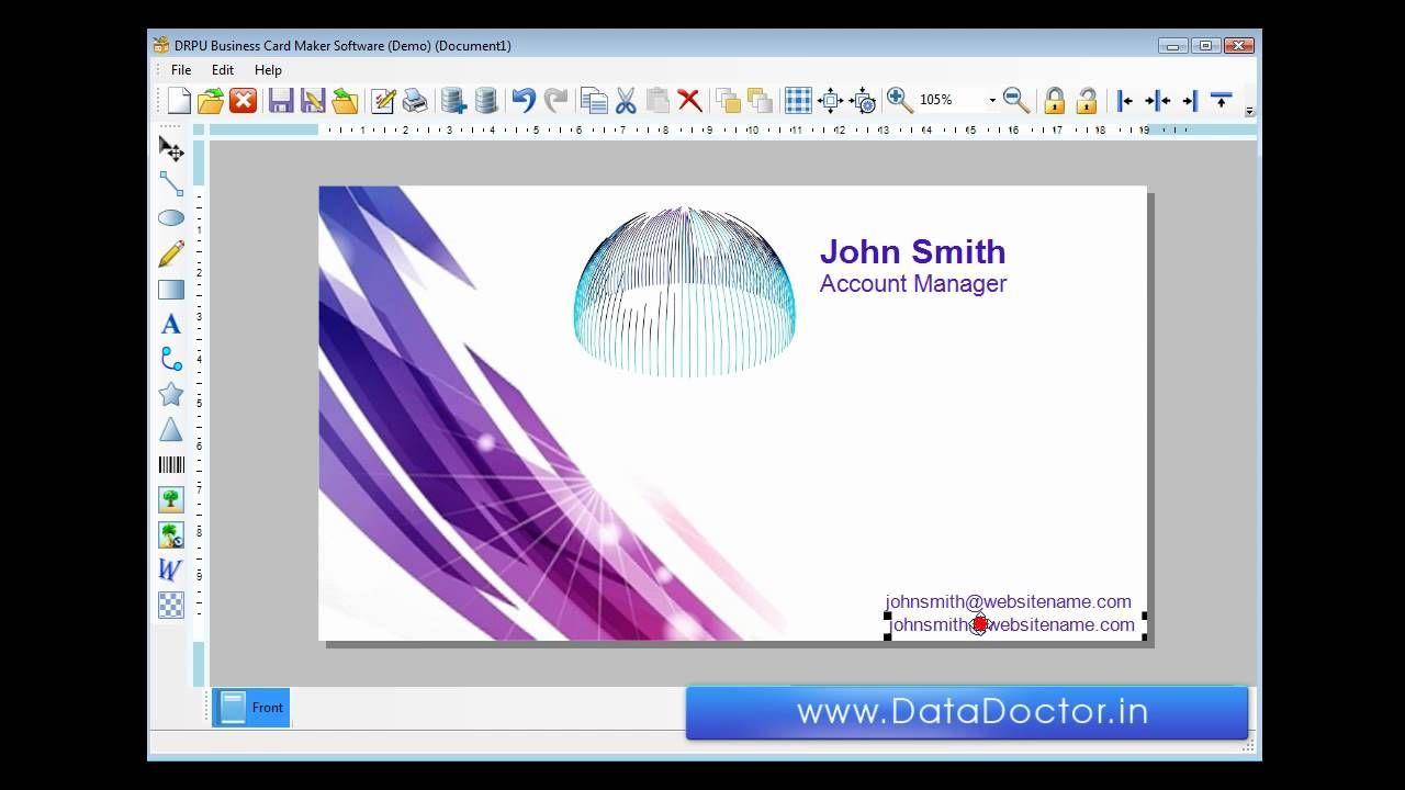 Gestalten Und Bestellen Sie Visitenkarten Online Gestalten