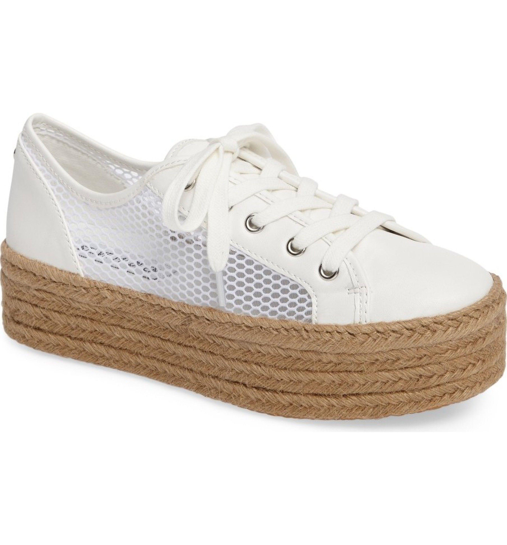 605c32e5582 Main Image - Steve Madden Mars Platform Sneaker (Women)