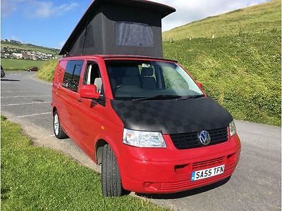 EBay 2005 VW Campervan LOW MILES Brand New Conversion Vwcamper Vwbus Vw