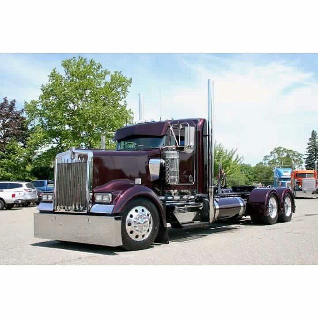 Just Need That Hopper Bottom Hooked To It Trucks Big Trucks Diesel Trucks