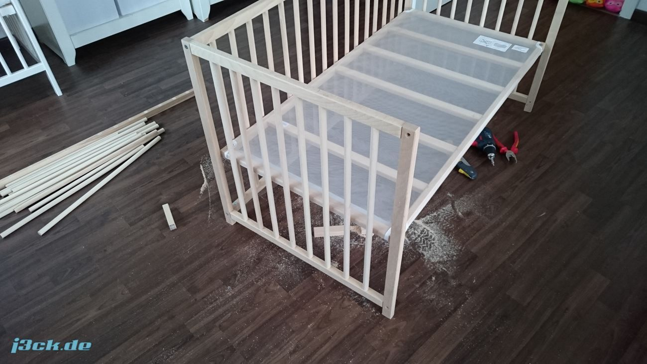 Baby Beistellbett Selbst Gebaut Aus Ikea Sniglar J3ck De Beistellbett Baby Beistellbett Ikea Beistellbett