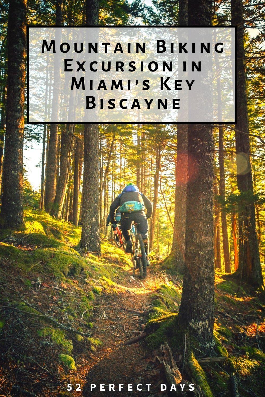 Mountain Bike Trail Miami