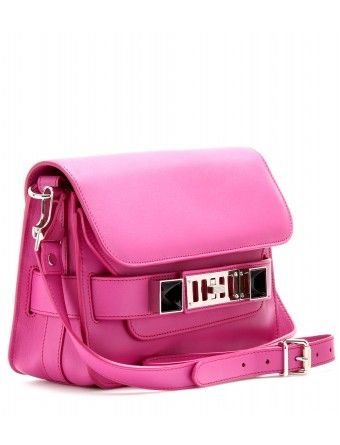 Can't get enough of this #ProenzaSchouler shoulder bag!