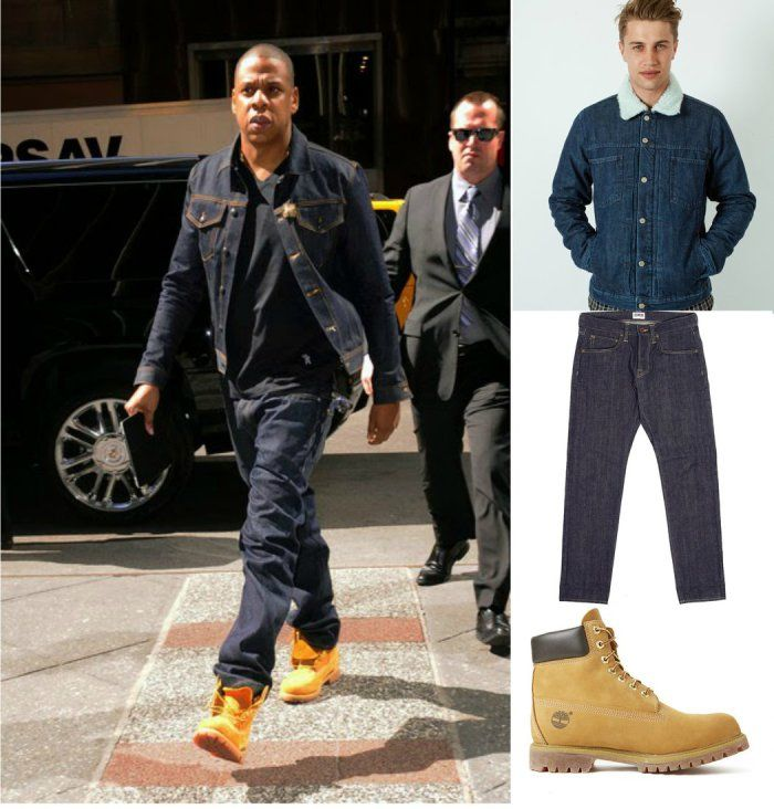 How to Wear Timberland Boots and Not Look Totally Ridiculous | Timberland,  Big men fashion and Fashion