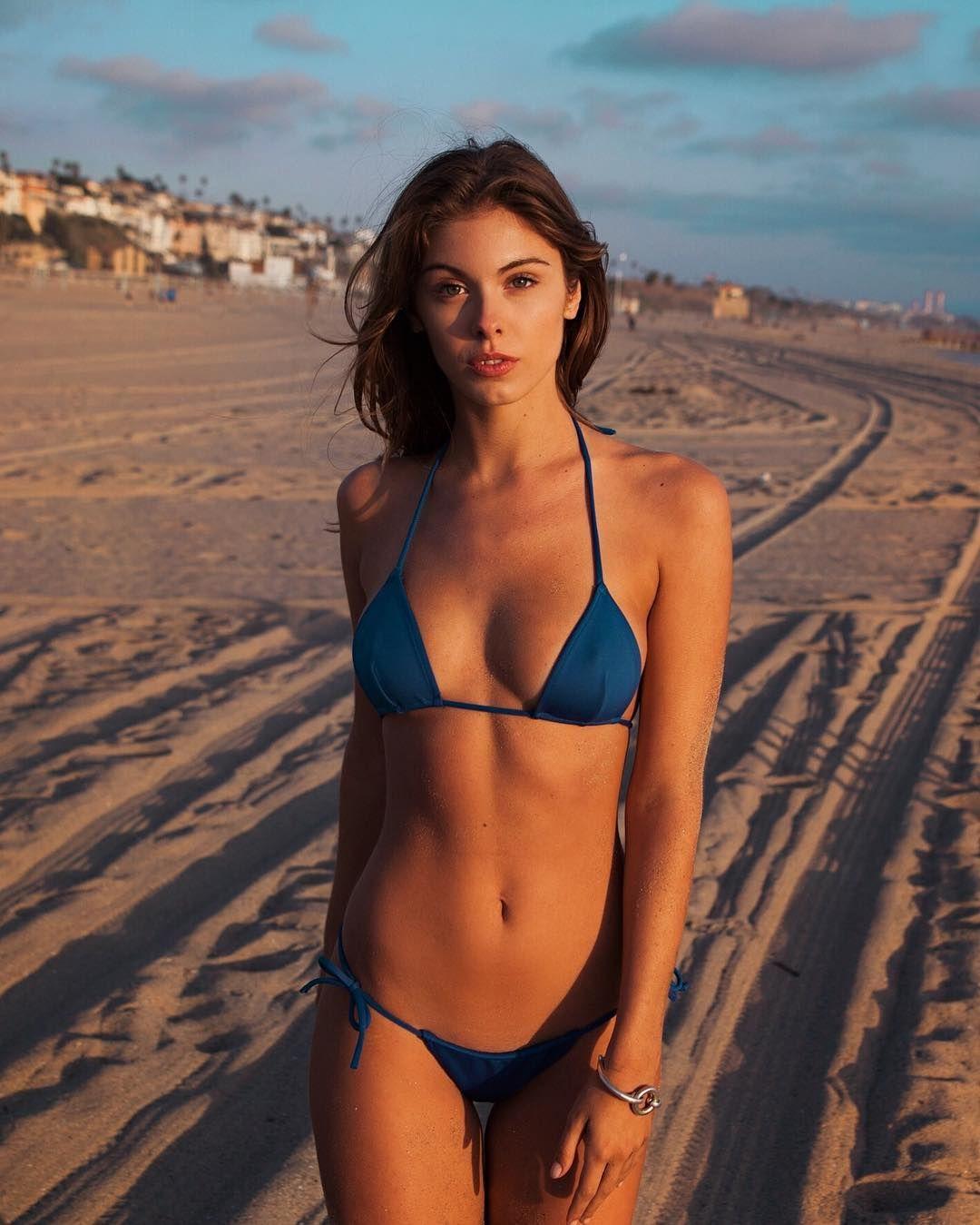 Charming bikini girls daily pics sunny beaches u stylish swimwear