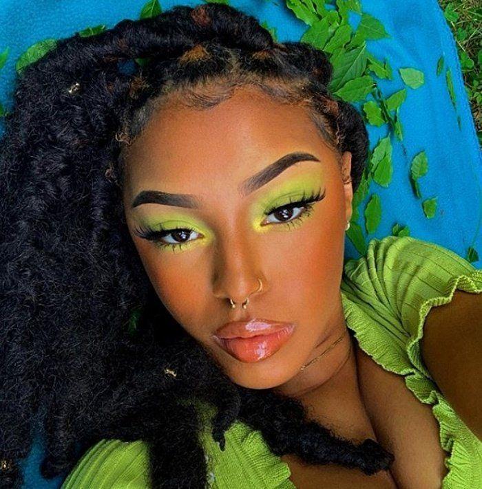 20 Maquillaje atrevidos para cambiar tu foto de pe