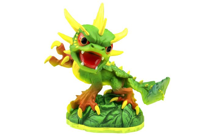 Pop Thorn Skylanders Swap Force WiiU Xbox PS3 Universal Character Figure