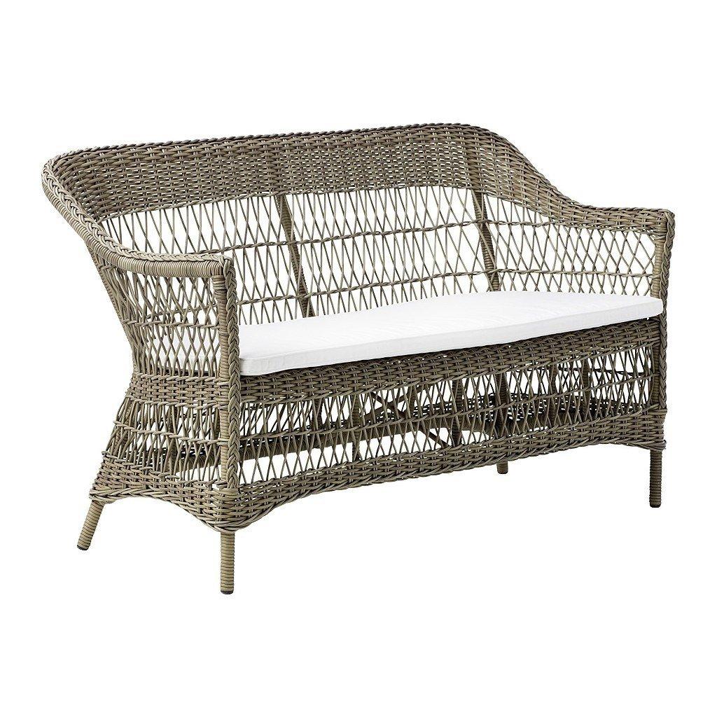Peachy Charlot 2 Seater Sofa Outdoor Sofa 2 Seater Sofa Lounge Machost Co Dining Chair Design Ideas Machostcouk
