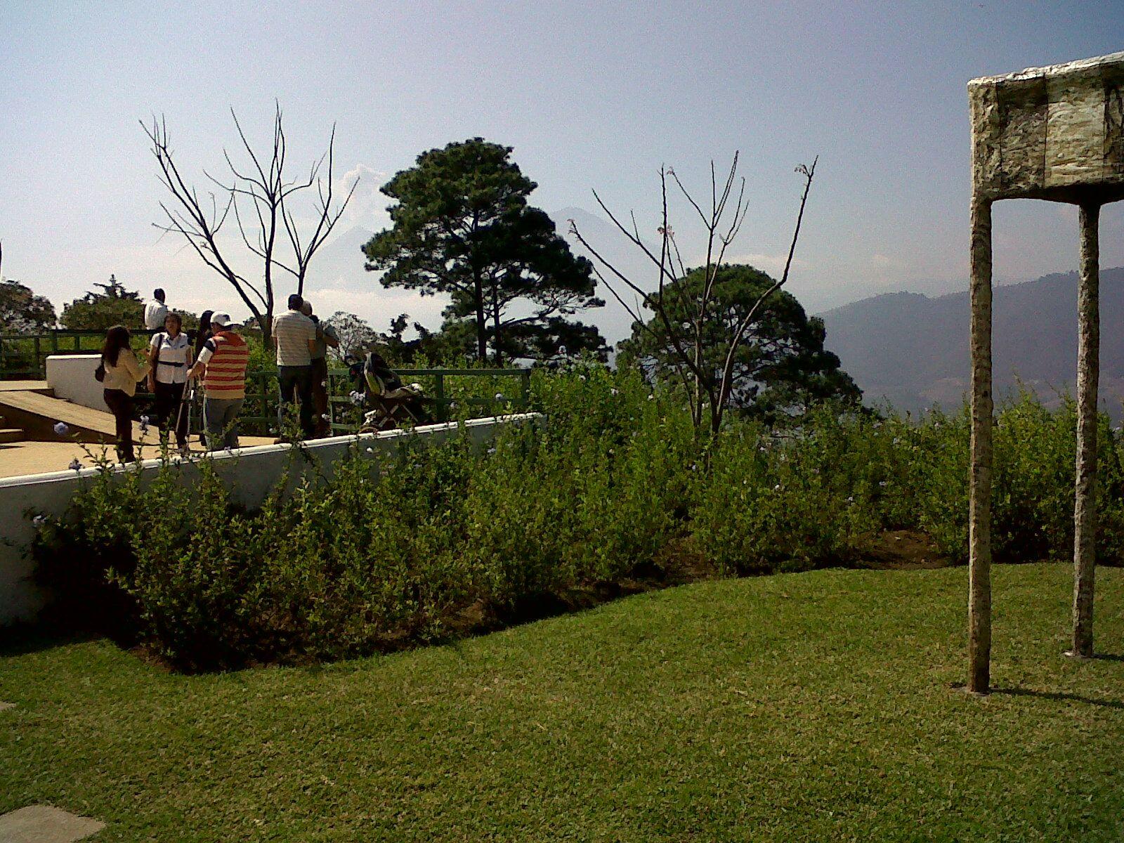 Vista desde el Cerro de Santo Domingo