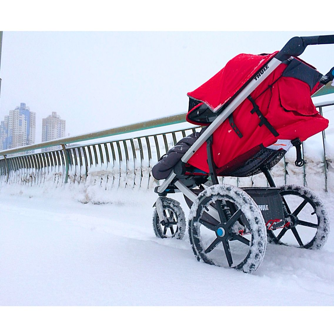 Thule Urban Glide Stroller And Russian Winter For Kids Cocolatte Isport 9m