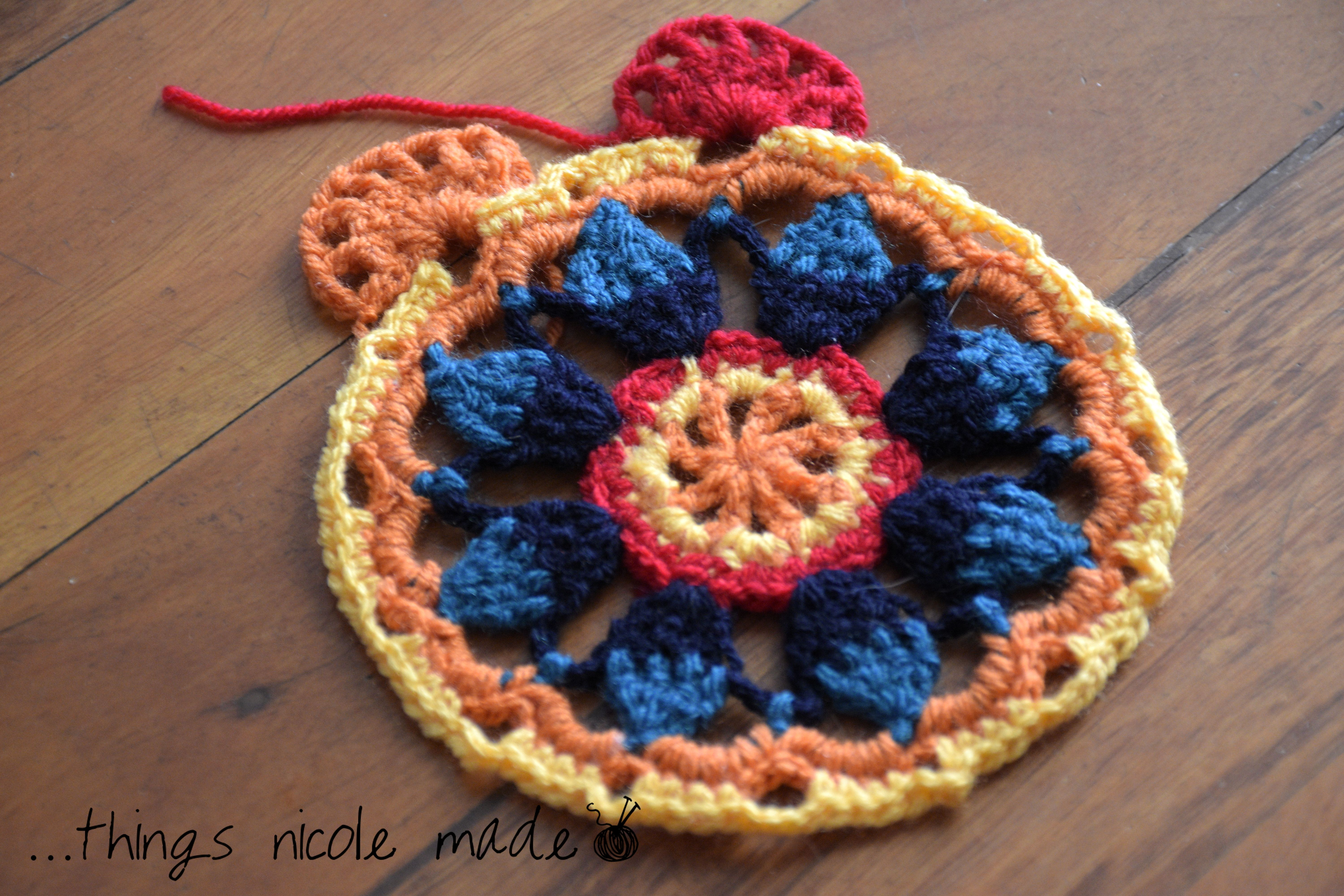 persian tile crochet pattern - Google Search | Special Afghans ...