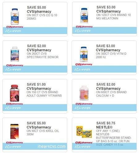 Cvs Vitamins Butterfinger Coupons I Cvs Free Printable