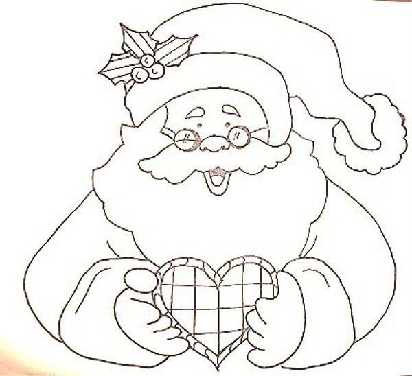 Pin de Nunes Maria en Idéias para Natal   Pinterest   Navidad, Molde ...