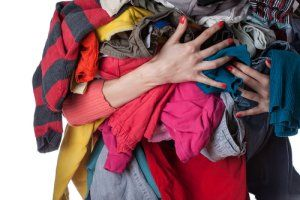 Organizing Laundry | Stretcher.com - When you just can't seem to get the laundry under control