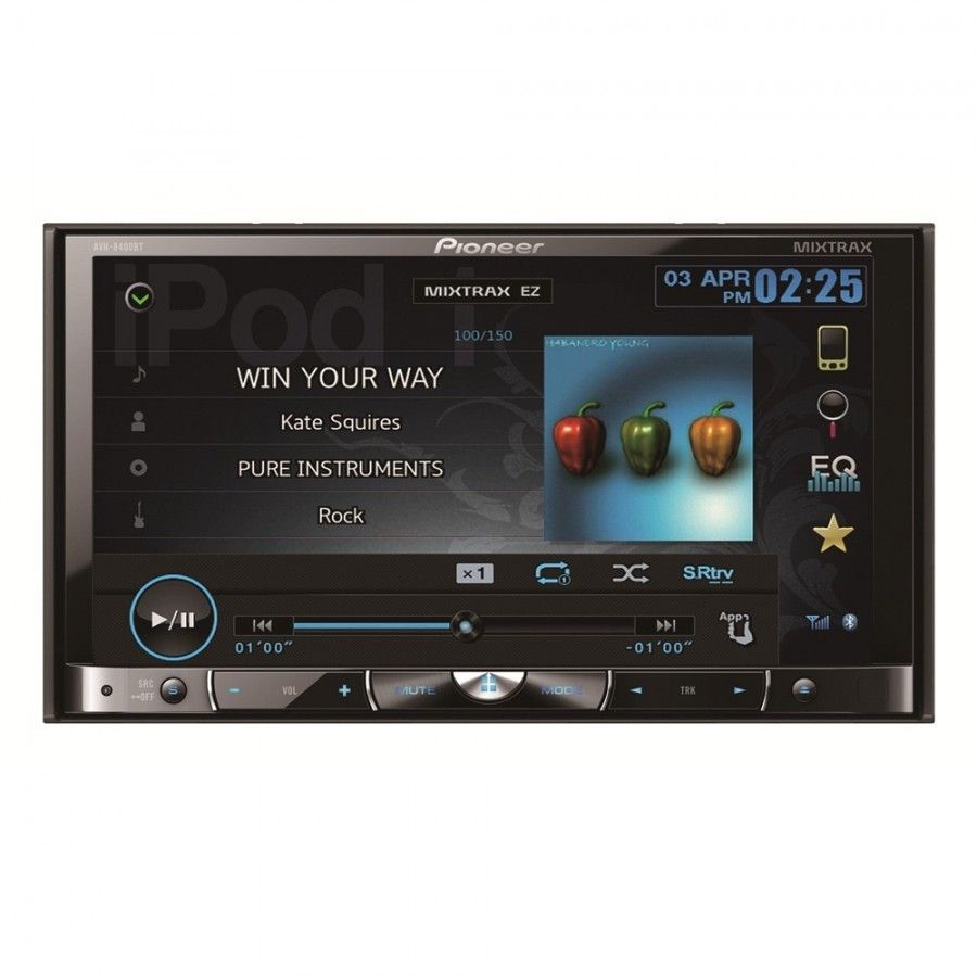Pioneer AVH-P8400BT Car Multimedia Driver for Windows