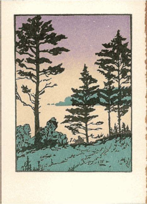 Saturn Press Twilight Letterpress Card Letterpress Cards Letterpress Greeting Card Companies