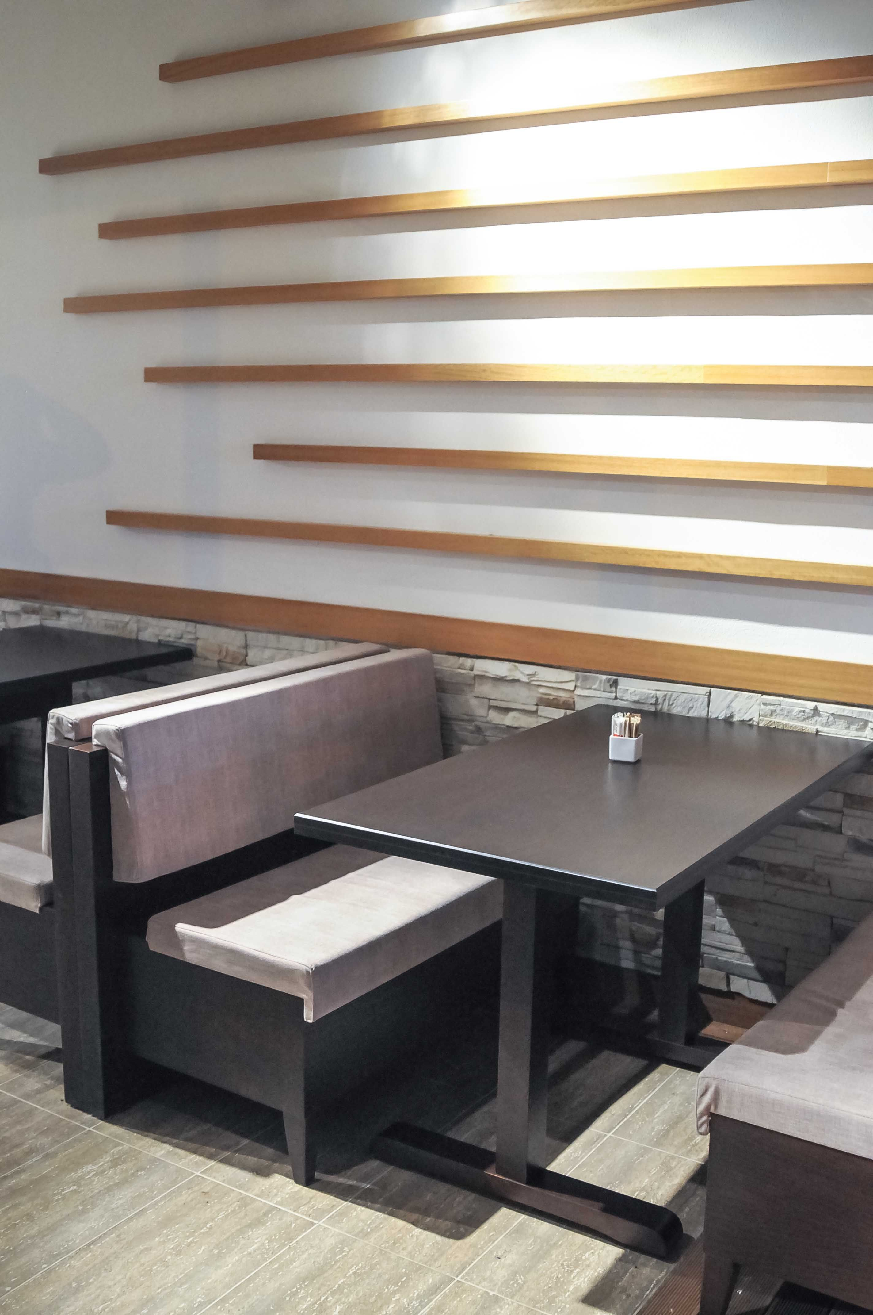 Sofa Design For Restaurant Restaurant Interior Sofa Design