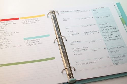 February Daily Planning Pages   Free Printable Planners, Free   Free  Download Daily Planner  Free Daily Planner Download
