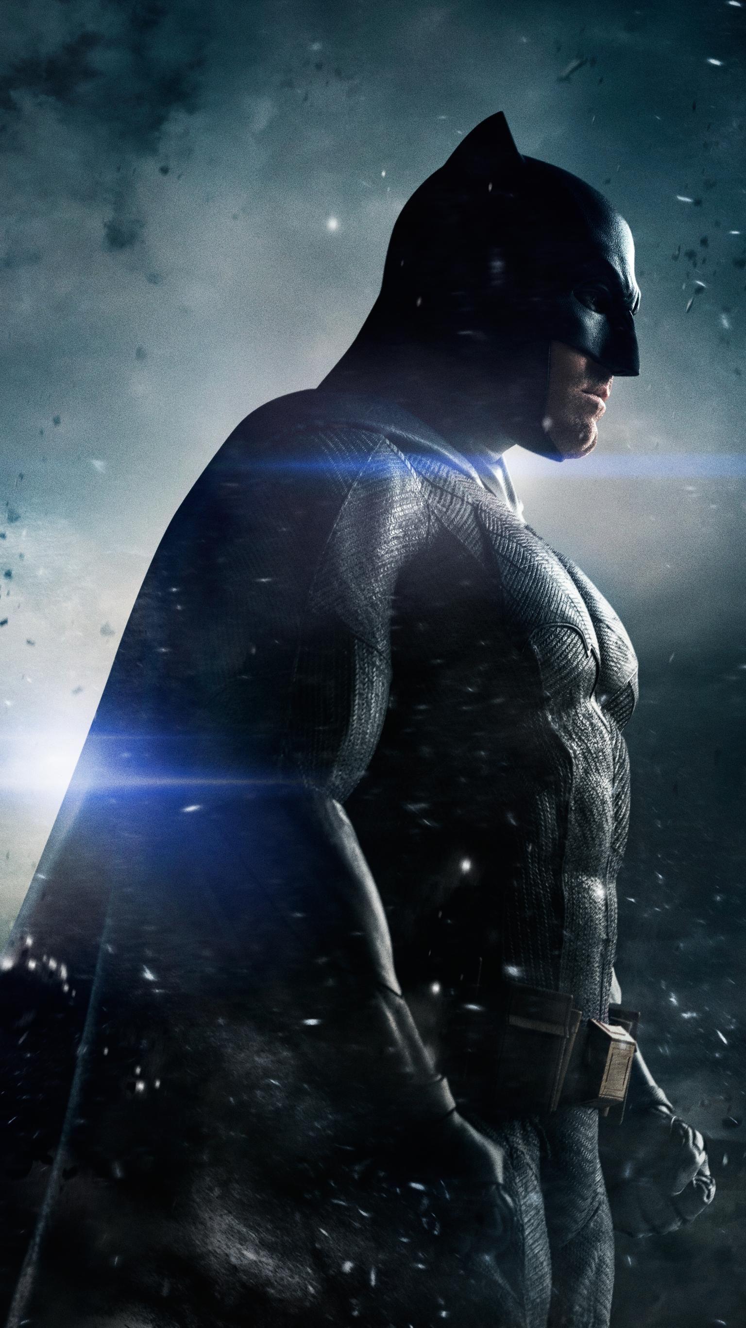 Batman V Superman Dawn Of Justice 2016 Phone Wallpaper Moviemania Batman Canvas Art Batman Vs Superman Poster Batman Canvas