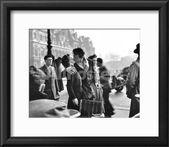 Le Baiser de l'Hotel de Ville, Paris, 1950 Poster by Robert Doisneau – #Baiser #…