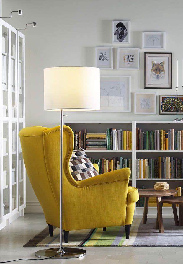 fauteuils ikea le mod le oreilles jaune fauteuils ikea faites votre choix as and ikea. Black Bedroom Furniture Sets. Home Design Ideas