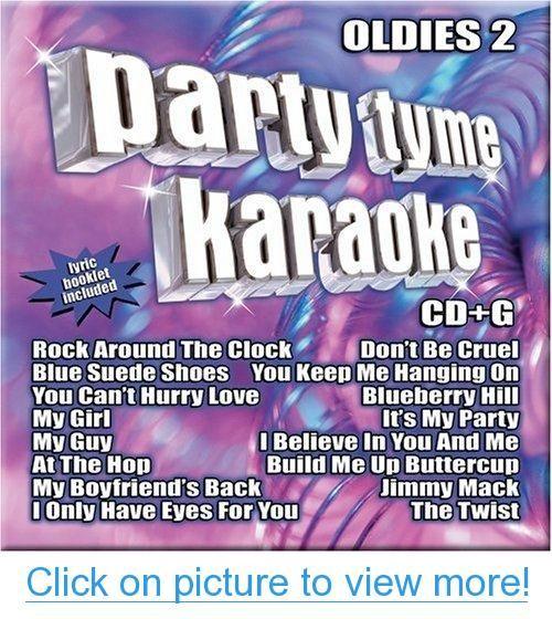 Party Tyme Karaoke: Oldies 2 #Party #Tyme #Karaoke: #Oldies