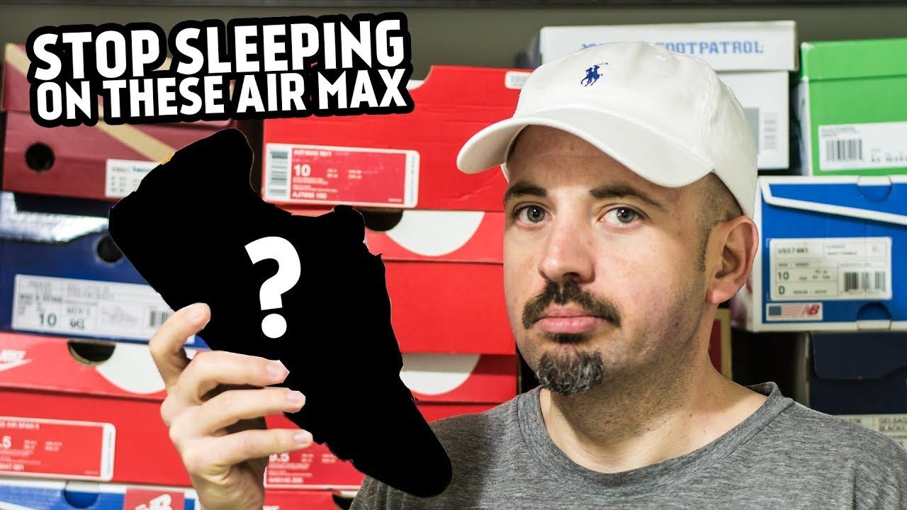 1ad2849fc These AIR MAX 1s Got SLEPT ON HEAVILY last year HAPPY AIR MAX DAY - YouTube