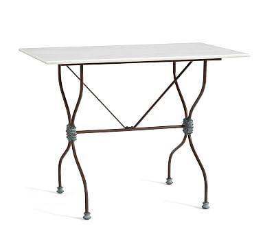 Argos Marble Bistro Table Marble Bistro Table Barnwood