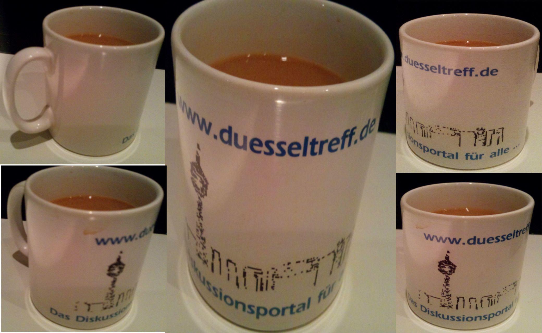 """www.duesseltreff.de #TassenDruck """"Eigenproduktion""""  Das Diskusionsportal für alle ..."""