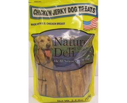 Fda Warns About Us Made Chicken Jerky Pet Treats Alerts
