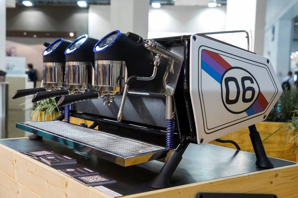 pinsanremo coffee machines australia on the cafe racer at the