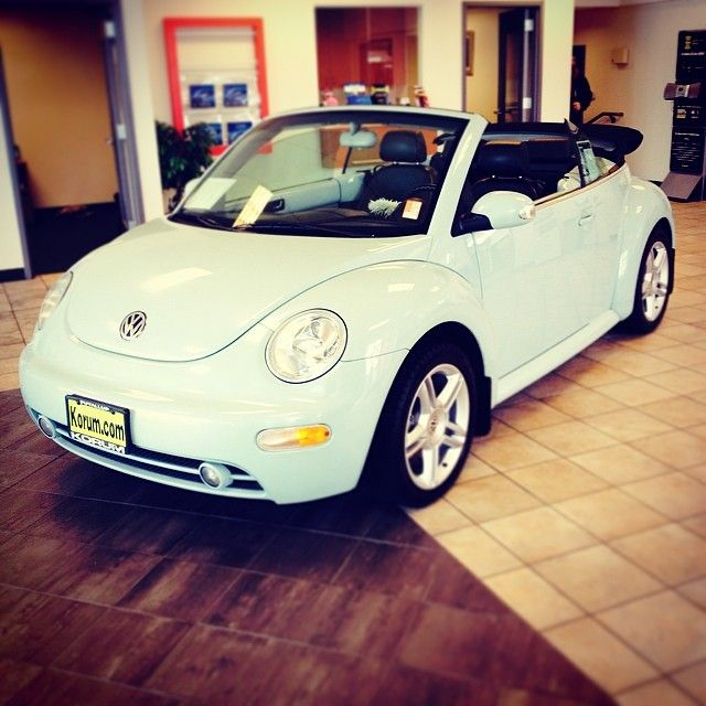 Pin By Korum Automotive Group On Pre Owned Vehicles Volkswagen New Beetle Volkswagen Dream Cars