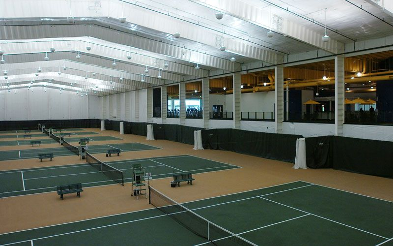 Tose Family Tennis Center Home of Indoor Navy Tennis