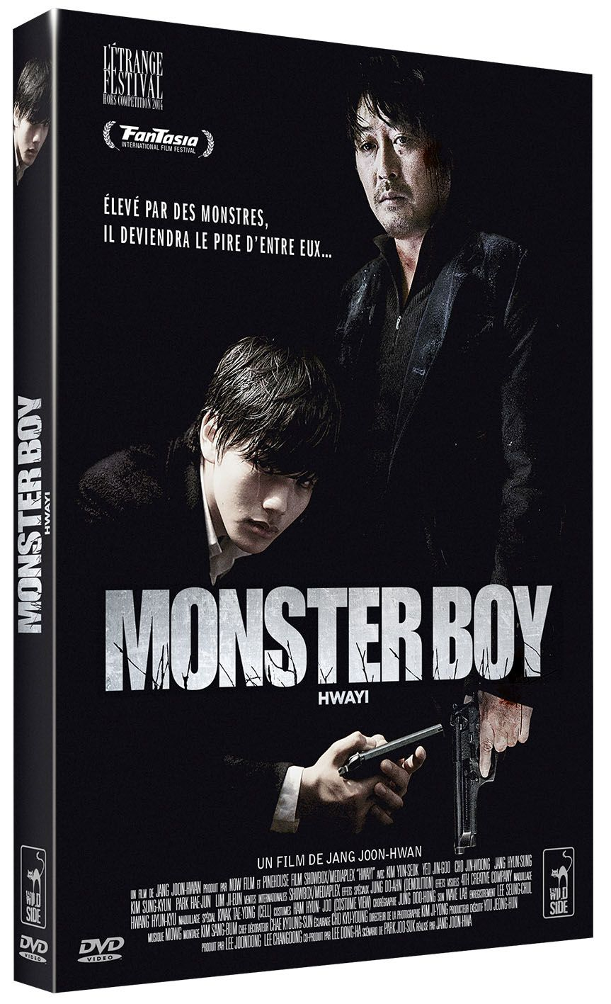 CONCOURS - Monster Boy (Hwayi) ; des DVD à gagner !