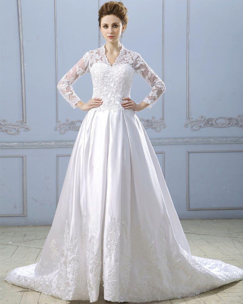long sleeve wedding dresses vera wang - Pesquisa Google   Noivas ...