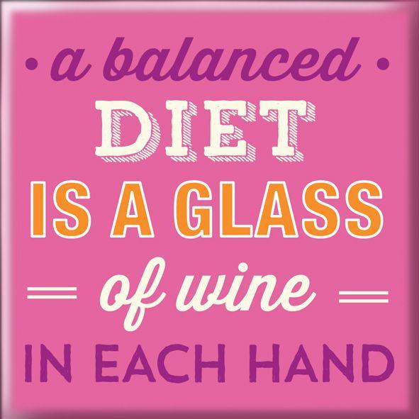Magneetti Balanced diet 3,50e