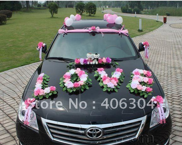Lahore Wedding Car Wedding Car Decorations Bridal Car