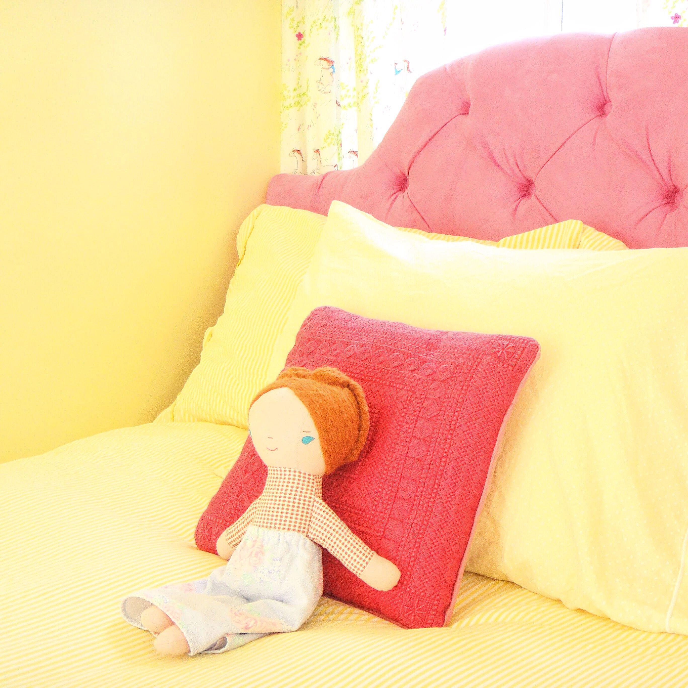 Trixie's doll by Wee Wonderfuls  #doll #kidsroom