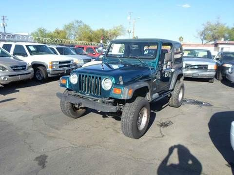 Wrangler For Sale >> Best Jeep Wrangler For Sale Tucson Jeep Best Jeep
