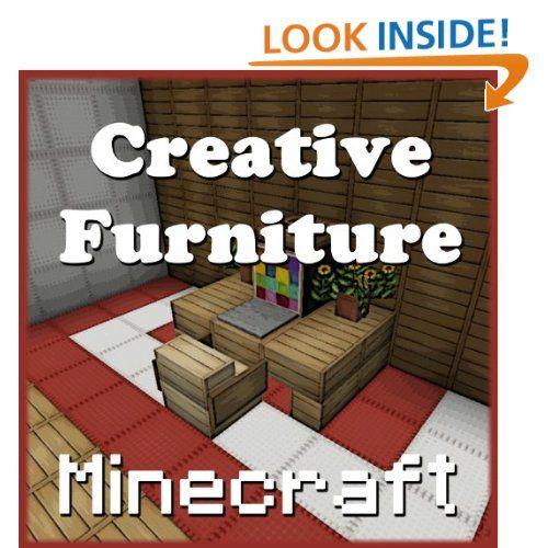 Minecraft Book: Creative Furniture for Amazing Room ...