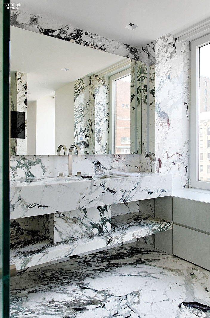 12 Spectacular New York City Residences | Interior design ...