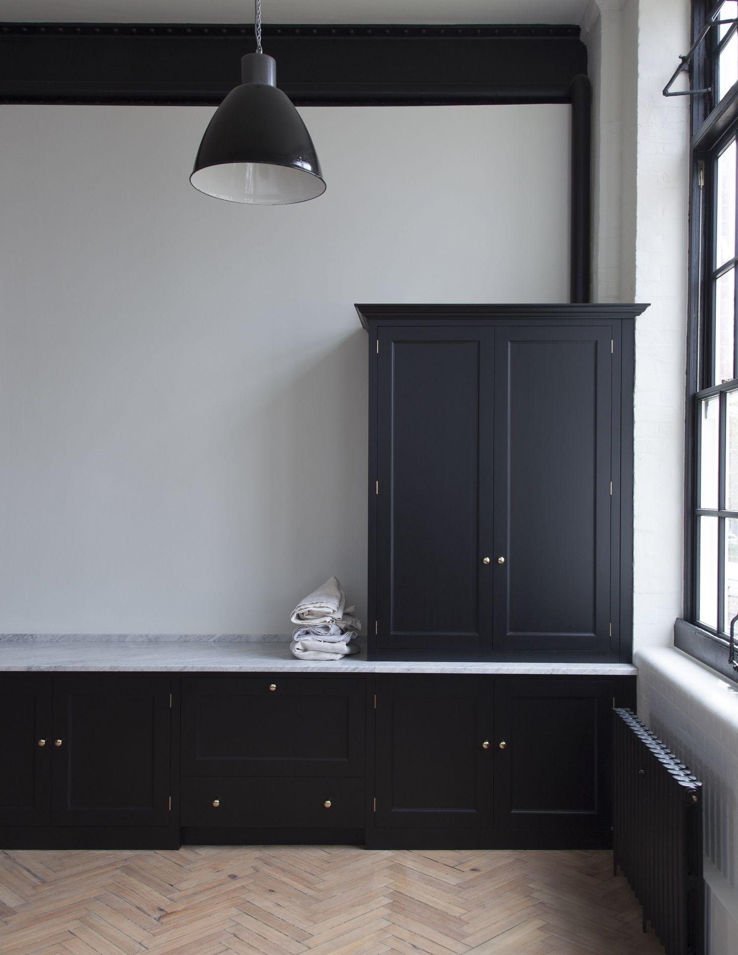 Plain English: Bespoke British Kitchen Design Comes to the US - Remodelista