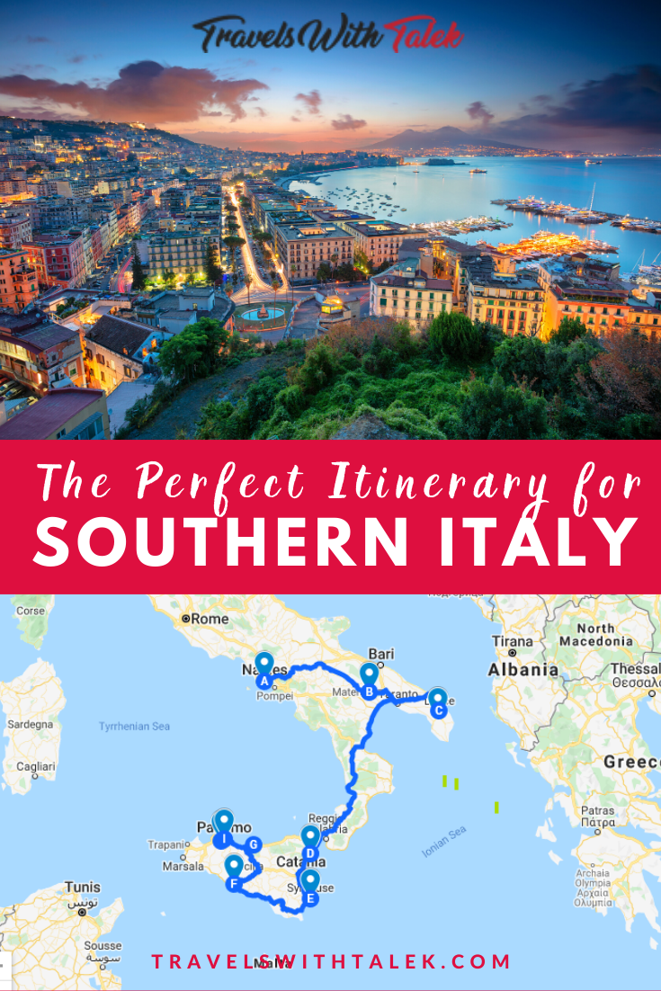 Photo of The Perfect Southern Italy Itinerary from Naples to Sicily